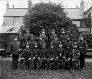 DEW016 Sidcup, R Division of the Metropolitan Police Force c1897