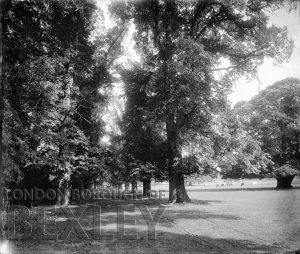 DEW027 Foots Cray Place c.1910