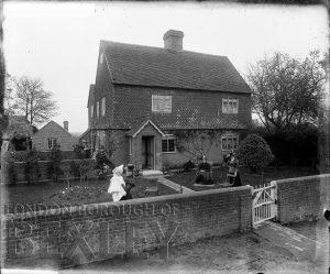 DEW028 Elm Road, Sidcup c.1900