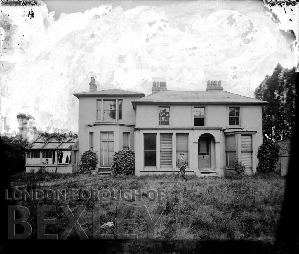 Unknown House, Sidcup c.1900