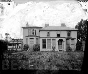 DEW030 Unknown House, Sidcup c.1900