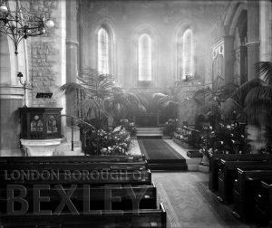 DEW034 Christ Church, Sidcup c.1900