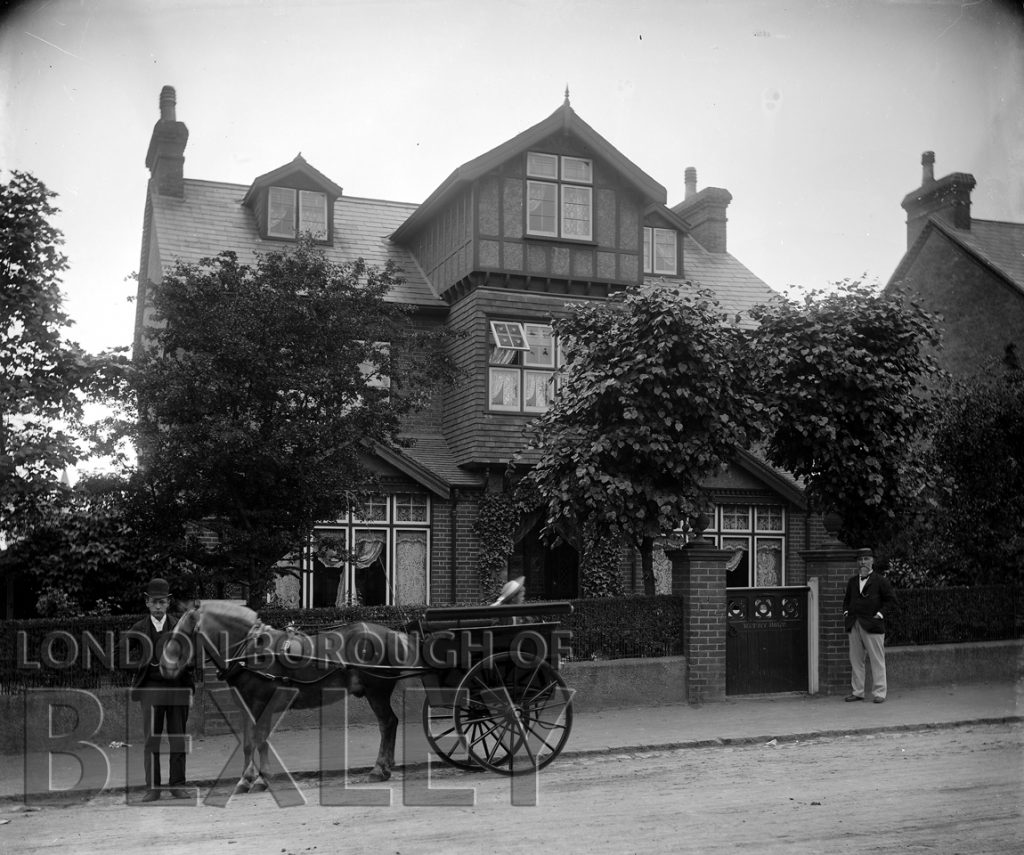 'Withy Holt' Hatherley Road, Sidcup c.1900