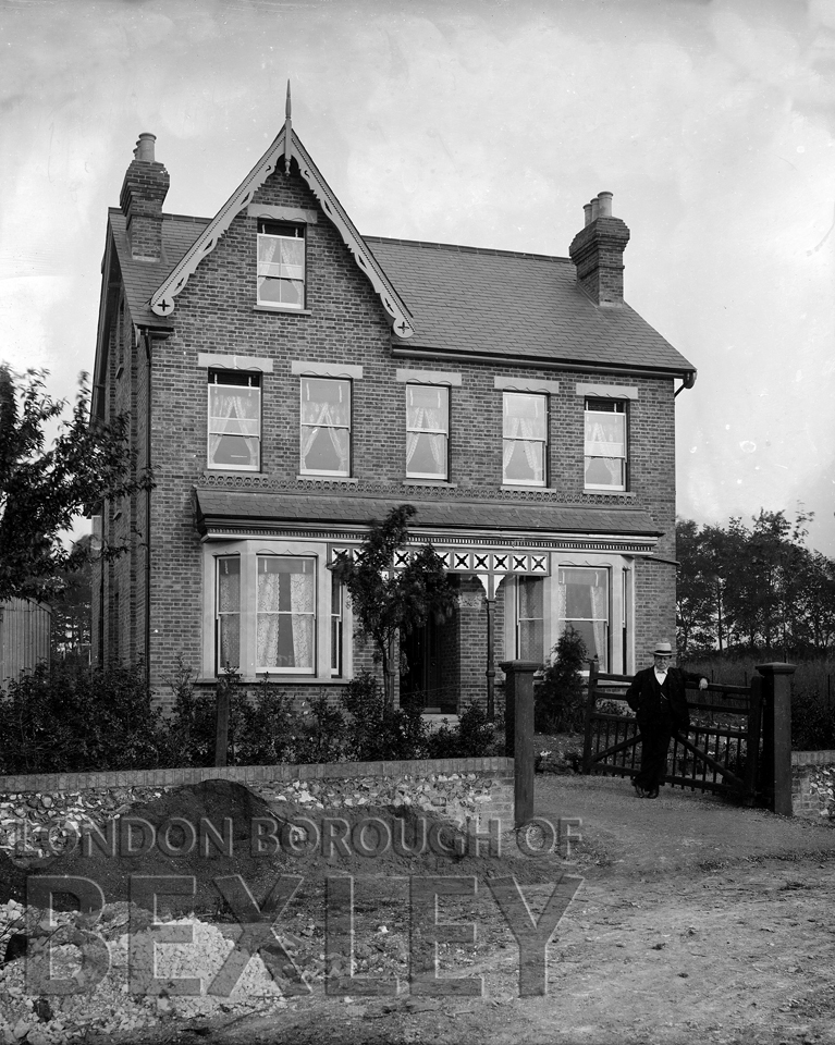 A House in Sidcup (location unknown) c.1900