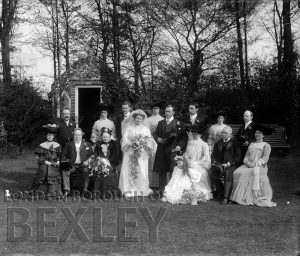 DEW082 Wedding Portrait c.1900