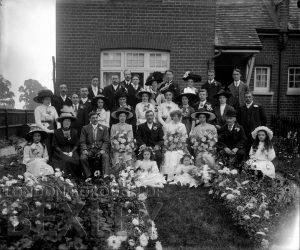 DEW111 Wedding Portrait c.1900
