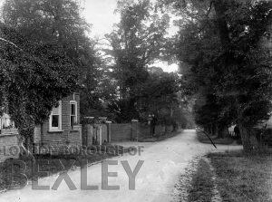 DEW126 Frognal Avenue, Sidcup. c.1900