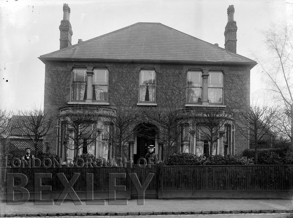 St Lawrence, Hatherley Road, Sidcup c.1900