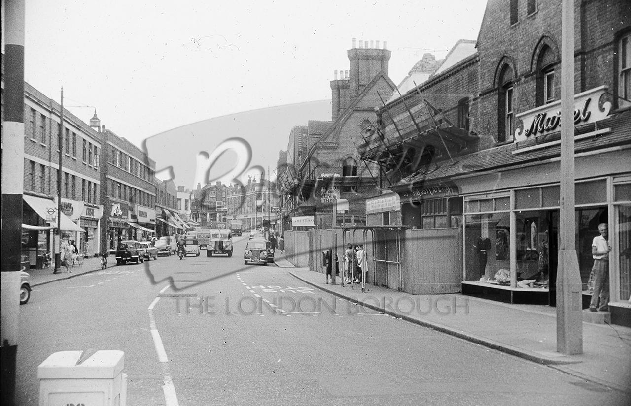 Phls 2087 High Street Beckenham Beckenham 1960 Bromley