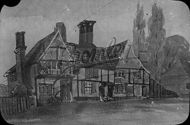 PHLS_0046 Widmore Farm, Bromley c.1840