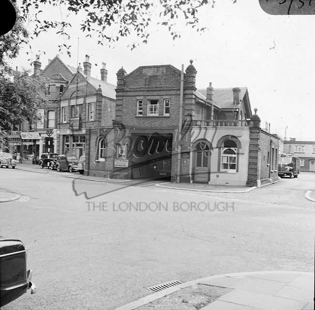 Station Close Car Park Wickham