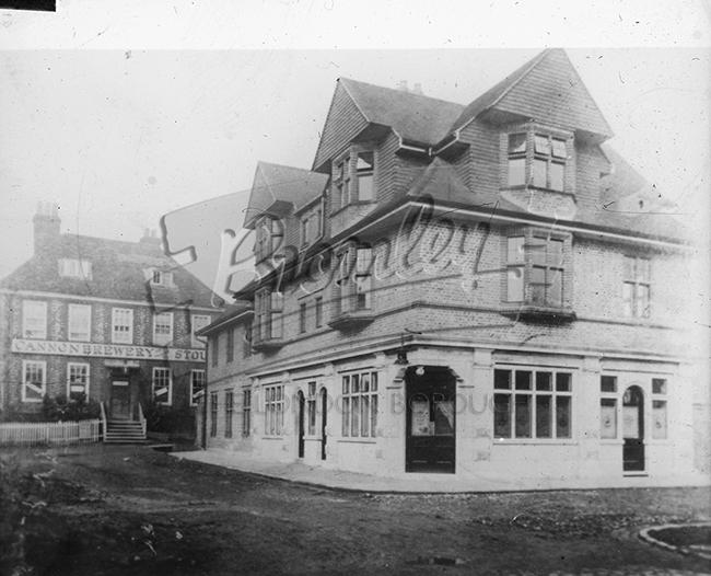PHLS_1278 White Hart Hotels, Orpington, 1913