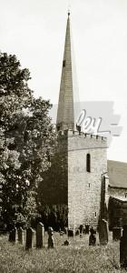 West Malling Church, West Malling