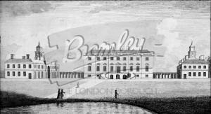 Wricklemarsh House, Blackheath c.1800