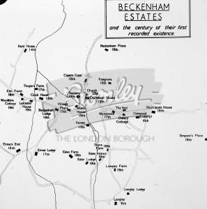 Beckenham estates, Beckenham