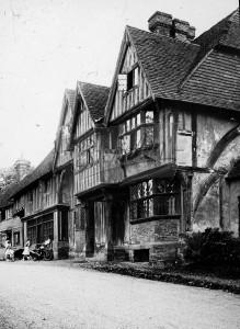 Chiddingstone, Chiddingstone c 1920