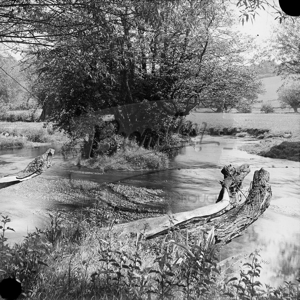 Shoreham castle farm river, Shoreham undated