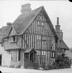 Eynsford – Tudor house, Eynsford undated