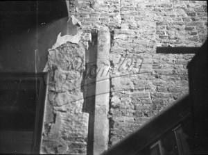 Window at Bark Hart, Orpington 1945