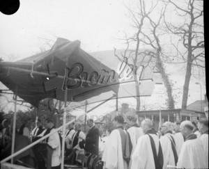 Open Air Service,  1930s