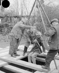Dene Hole, 1953