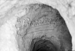 Burr Field Dene Hole St Mary Cray, St Mary Cray 1952