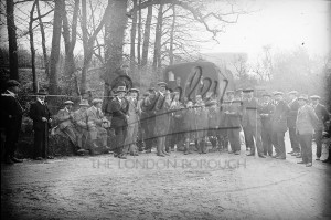 Beating the Bounds, 1925