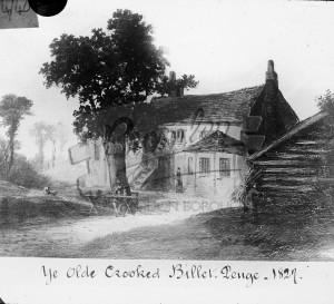 Ye Olde Crooked Billet Penge, Penge 1827