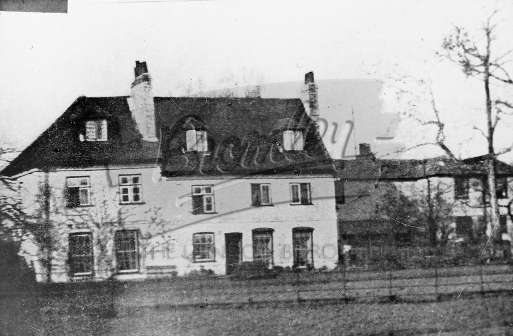 Kent House back view, Beckenham 1900s