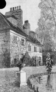 Kent House, Beckenham 1850
