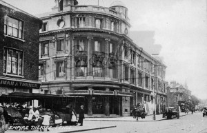 Empire Theatre, Penge 1900s