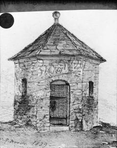 The Cage High street, Beckenham 1839