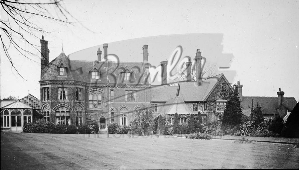 Kelsey Cottage (Farm), Beckenham 1910