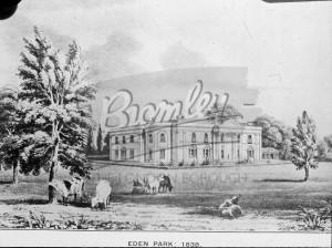 Eden Park, Beckenham 1838