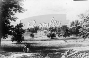 Eden Park, Beckenham 1830s