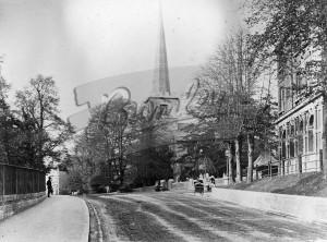 St Georges Parish Church, Beckenham, Beckenham 1885