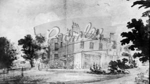 Kelsey Manor, Beckenham, Beckenham c.1820