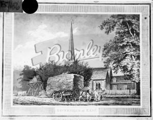 St George's Church, Beckenham, Beckenham 1793