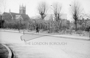 St Georges Road, Beckenham, Beckenham Post 1940s