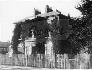 The Rectory, Beckenham, Beckenham 1927