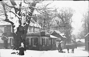 Swan Hotel, West Wickham, West Wickham 1881