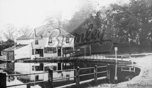 The White Hart, West Wickham, 1880
