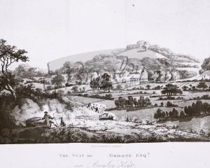 The Oakery, Shortlands 1838