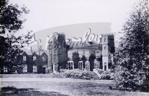 Wickham Court, West Wickham,  1900