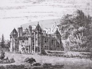 Wickham Court, West Wickham, 1796