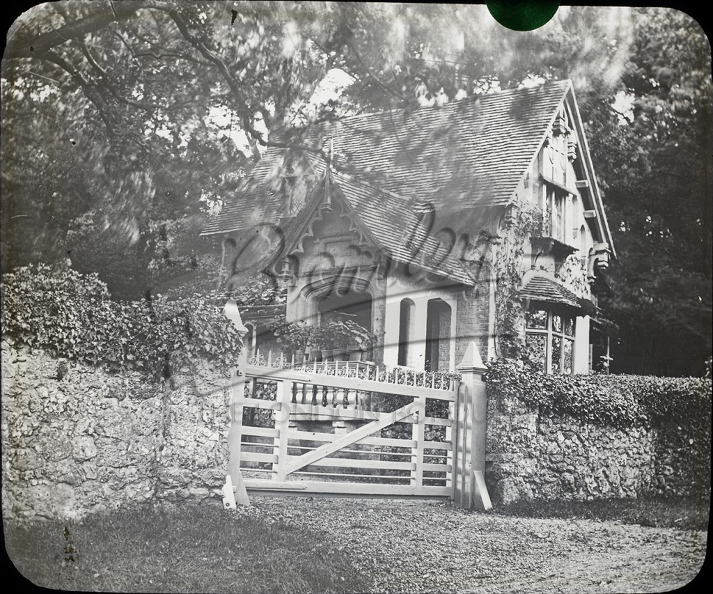 South Lodge, Bromley Hill Estate, Bromley 1866