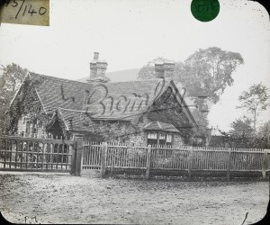 Church House Lodge, Bromley, Bromley 1858