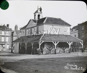 Old Market House, Bromley, Bromley 1858