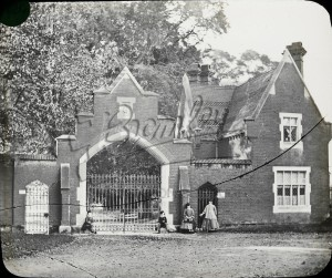 Bromley Palace Lodge, Bromley 1858