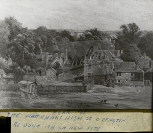 The White Hart, Orpington